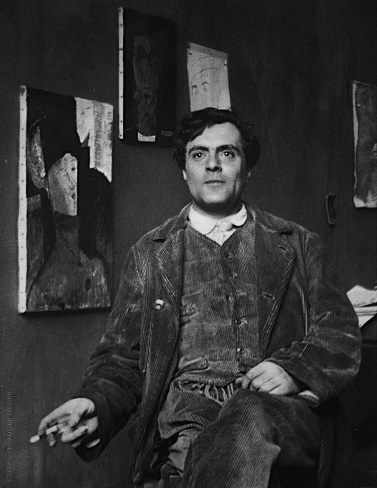 Фотография Modigliani Amedeo (Амедео Модильяни)