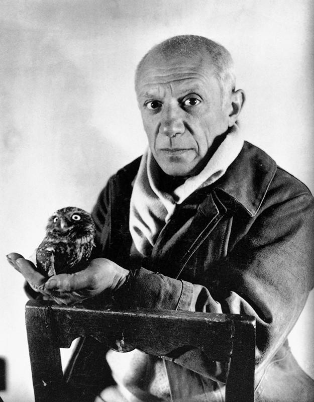 Фотография Picasso Pablo (Пабло Пикассо)