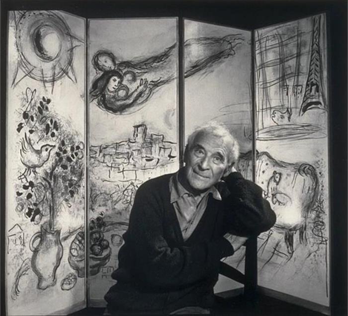 Фотография Chagall Marc (Марк Шагал)